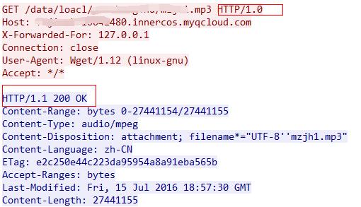 Nginx 反向代理腾讯云 COS 的一个坑