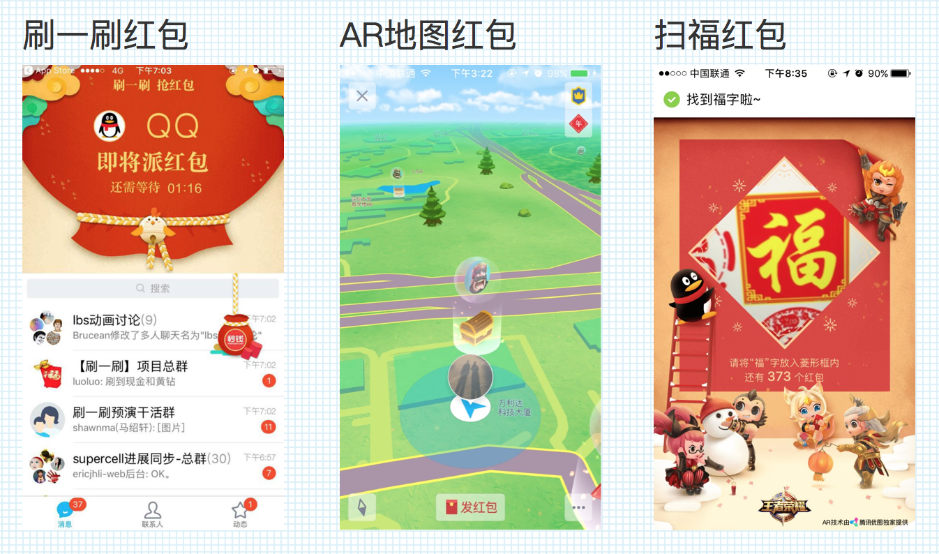 海量服务实践:手 Q 游戏春节红包项目设计与总结(上篇)