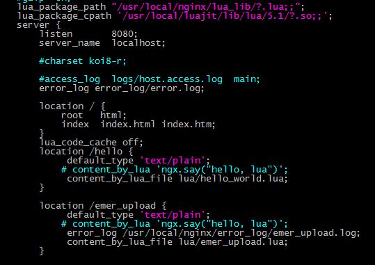 Nginx + Lua搭建文件上传下载服务