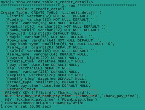 MySQL 索引及查询优化总结