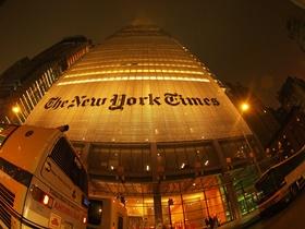 纽约时报计划将业务迁移到公有云