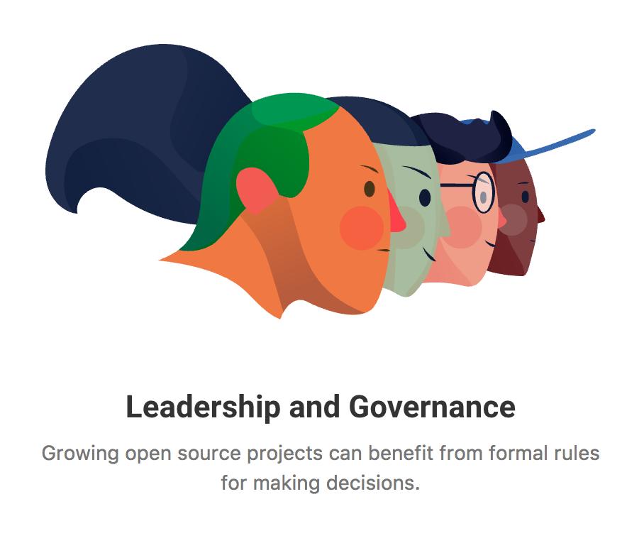 Github 开源项目贡献指南:领导和管理社区