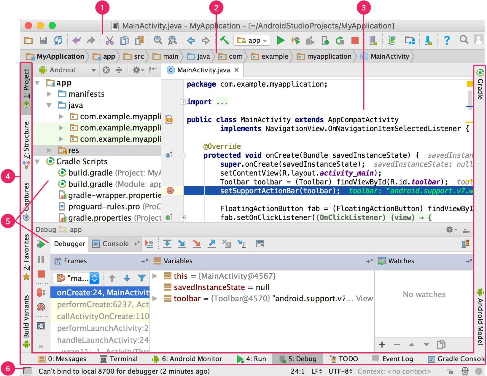 Gradle构建-从Eclipse到Studio介绍篇