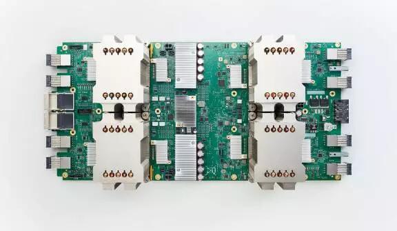 图像识别硬件电路板