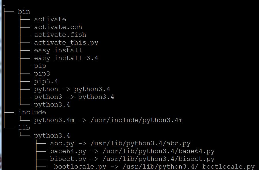 virtualenv 、pythonbrew 和 pyenv 的探讨
