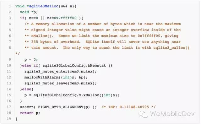 微信 iOS SQLite 源码优化实践