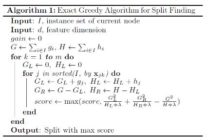 XGBoost 源码阅读笔记(2):树构造之 Exact Greedy Algorithm