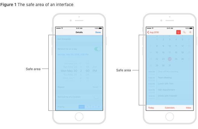 iOS 11 安全区域适配总结