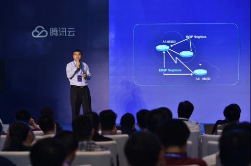 熊普江: BGP网络架构助力开发者快速构建、优化业务