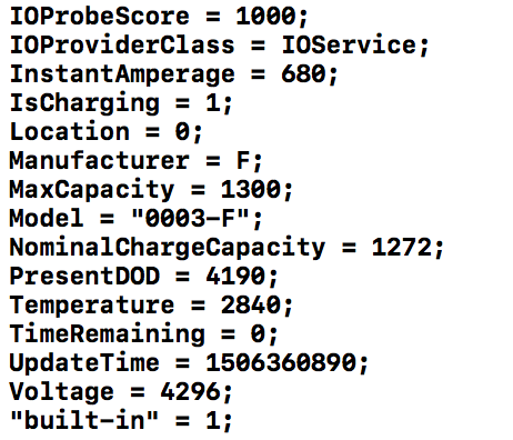 iOS 电量测试实践