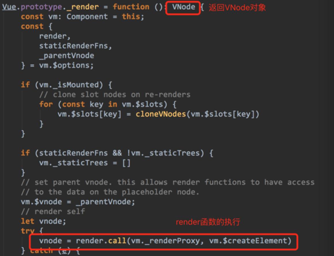 Vue.js 2.0源码解析之前端渲染篇
