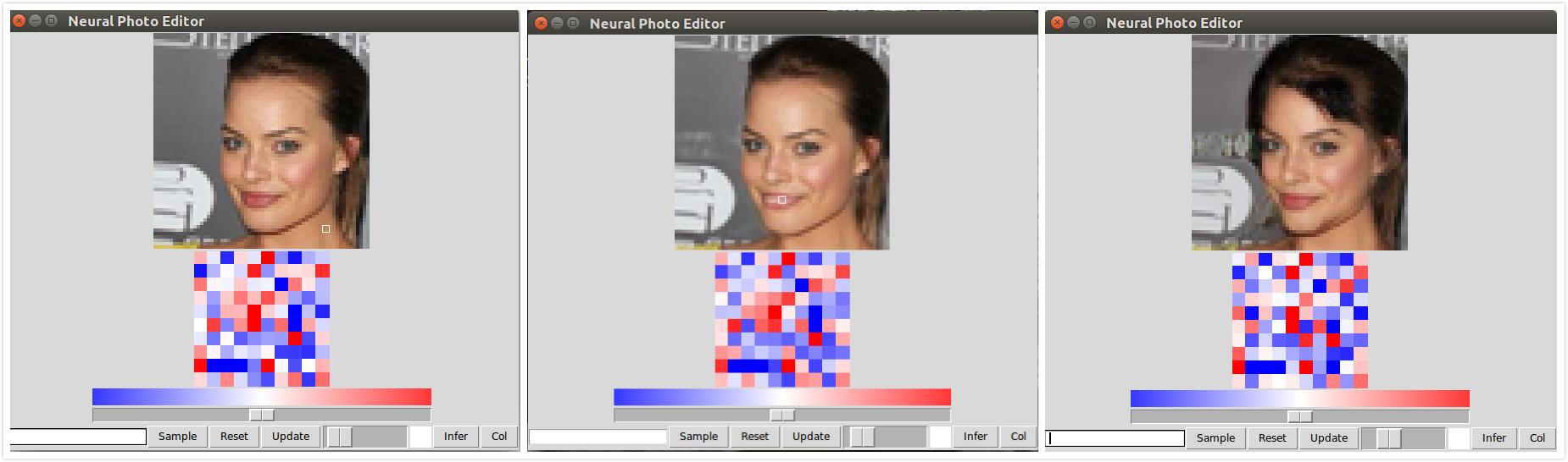 利用神经网络编辑图片的调研