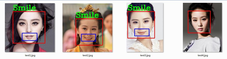 OpenCV检测篇(二):笑脸检测