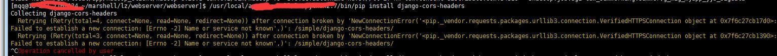 django 之跨域访问问题解决 access-control-allow-origin
